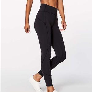 NWT Lululemon In Movement 7/8 Tights